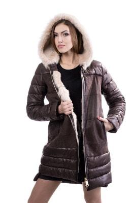 Пальто и дубленки